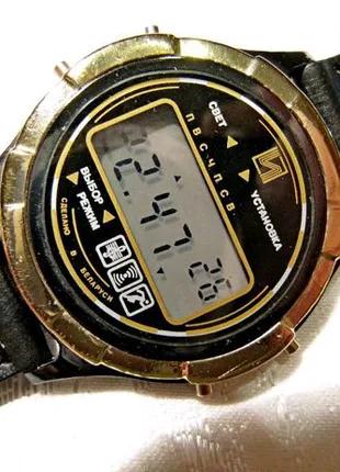 Часы Электроника 5 (29367) в коллекцию,2002 года, редкая модель,
