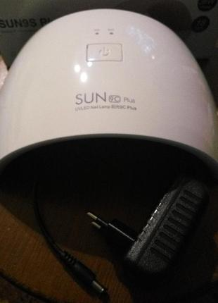 36 вт . светодиодная лед лампа для гель лака . sun 9c plus . l...