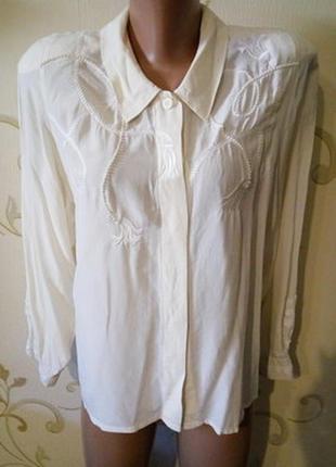 Marco giordani . 100% шелк . красивая шелковая блузка рубашка ...