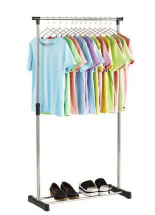 Напольная передвижная вешалка для одежды, Акция