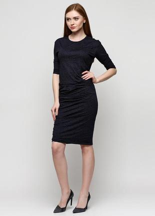 Стильное трикотажное женское платье moss copenhagen . новае с ...