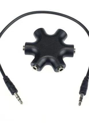 Аудио Сплиттер, Разветвитель 3.5 Jack