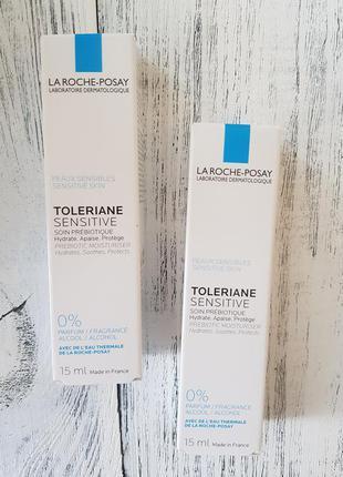 Пребиотический увлажняющий крем la roche-posay toleriane sensi...