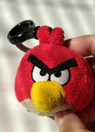 Angry birds брелок