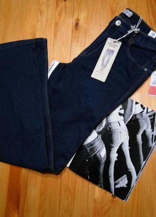 Alcott . широкие джинсы штаны брюки размер 32
