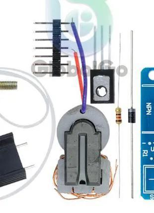 DIY 15кВ DC дуговой генератор зажигания инвертор повышающий Hi up