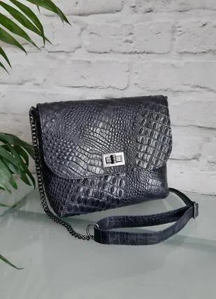 Женская сумочка сумка из натуральной кожи