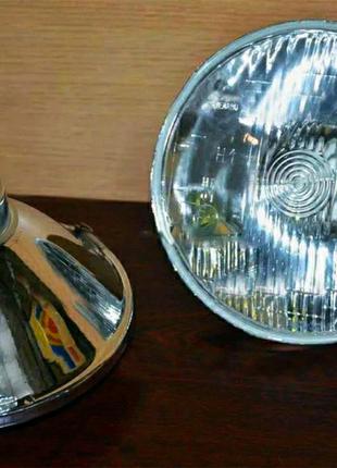 Элемент оптики 2106 2103 ближний/дальний. Фара,фонарь,ВАЗ.Россия