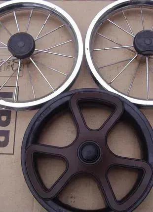 """Колесо (диск) для детской коляски 10"""" и 12"""""""