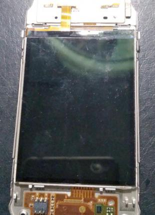 Дисплей LCD Nokia C2-02 C2-03 C2-06 C2-07 C2-08 оригинал