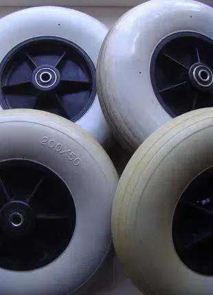 Колеса размер 200/50 для инвалидной коляски или ходунков