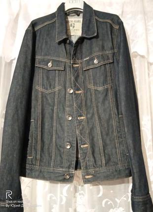 Мужская Джинсовая куртка. Новая