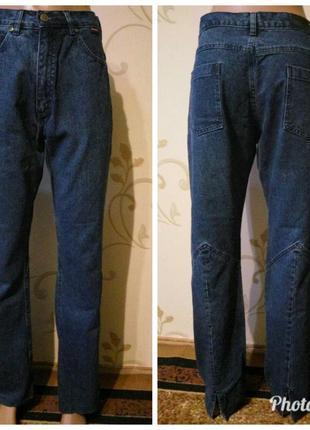 Birgini интересные плотные джинсы штани . хлопок коттон .
