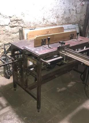 Продам деревообрабатывающий станок (ширина рубанка-30 см)