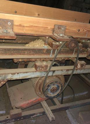 Продам деревообрабатывающий станок (ширина рубанка-25 см)