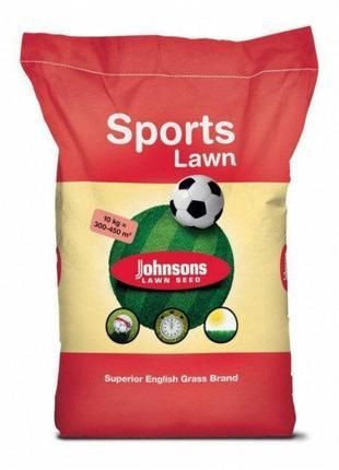 Газонна трава  Johnsons Sport Lawn Hot спортивна 10 кг