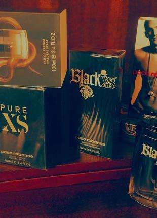 Paco Rabanne Black XS, Pure XS