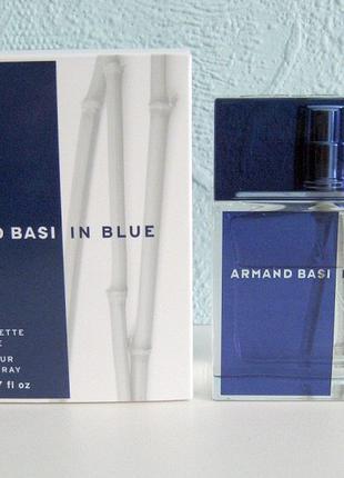 Armand Basi In Blue men_Оригинал EDT_7 мл затест_Распив