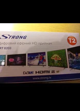 Цифровий ефірний HDприймач Т2
