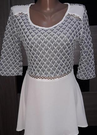 Нарядная блузка, блуза глория джинс