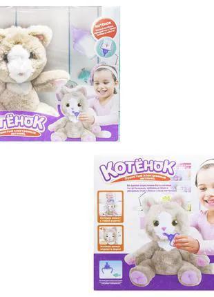 """Интерактивная игрушка """"Котенок"""" (JD-R9903)"""