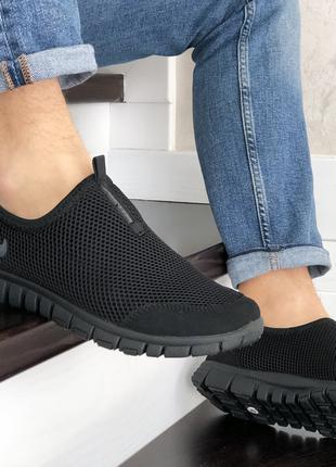 Классные кроссовки Найк Nike Free Run, мужские, р. 41-45