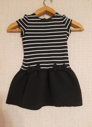 Распродажа! 1+1=3! cтильное платье на девочку