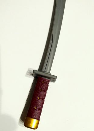 Самурайський меч нинзя катана