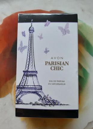 Парфюмерная вода avon Parisian chic