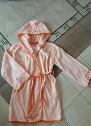 Женский махровый халат 2xl,турция