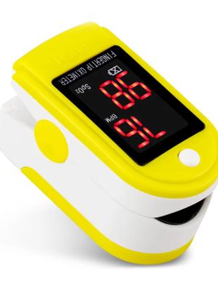 Пульсоксиметр  JZK-301 для измерения пульса и сатурации крови