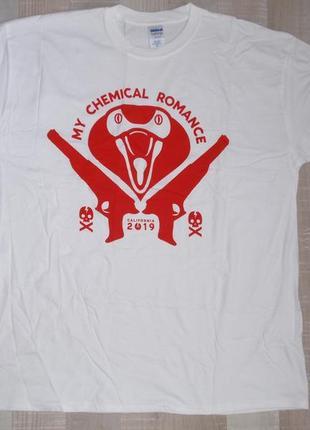 Мужская футболка хлопок gildan - америка, р. xl