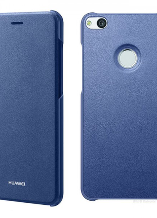 Чехол книжка для Huawei P8 Lite 2017 Flip Cover Оригинал!