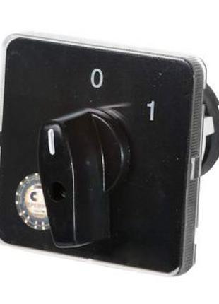 Переключатель пакетный Е9 16А/2.823 (0-1) 3 полюса