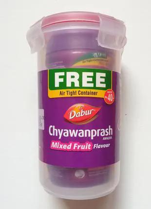Чаванпраш Дабур фруктовый (Chyawanprash Dabur), 500 г.