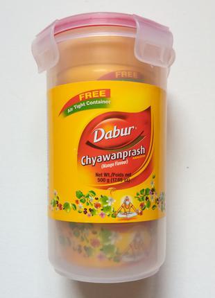 Чаванпраш с манго Дабур (Chyawanprash Dabur), 500 г.