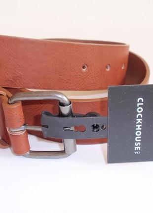 Ремень унисекс подростковый clockhouse c&a - германия, р. 85 см