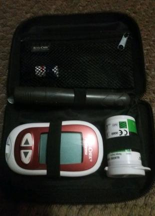 Глюкометр акучек
