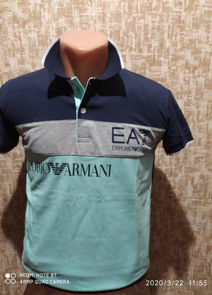 Мужская футболка поло Турция.