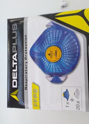 Респиратор DELTA PLUS (20 фильтров)