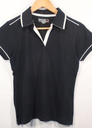 Тенниска поло футболка женская хлопковая хлопок бренд port aut...