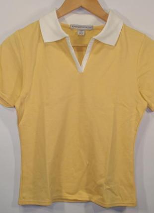 Распродажа тенниска поло футболка женская хлопковая хлопок бре...