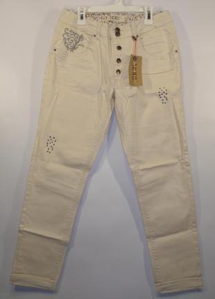 Классные женские джинсы бренд kaffe&cream - дания р. 36