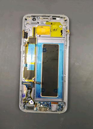 Рамка корпуса Samsung G935FD Galaxy S7 Edge в сборе с кнопками