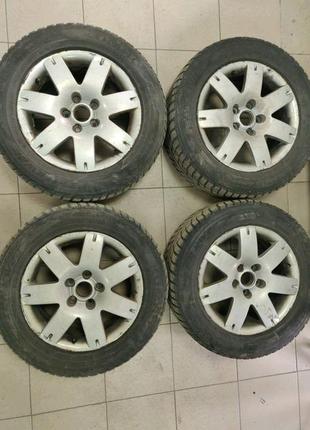 Диски R16 VW/SKODA/AUDI 5*112