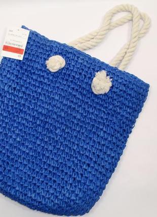 Красивая летняя сумочка сумка бренд clockhouse от c&a германия