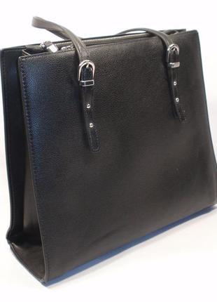 Стильная вместительная женская сумка бренд c&a германия - нюанс