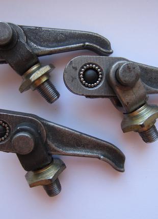 Лапки корзины сцепления ГАЗ 2401, 2410 (Волга, РАФ) (комплект)