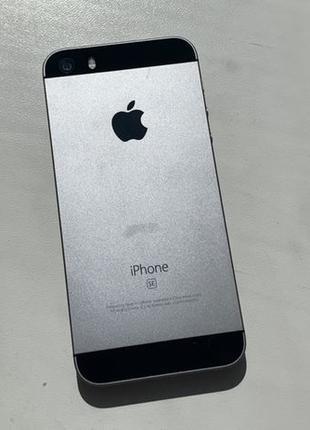 IPhone SE 16gb Neverlock от МАГАЗИНА EQTech