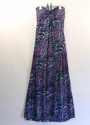 Распродажа -30 - сарафан платье макси в пол бренд aftershock -...